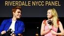 2018 Панель каста Ривердейл во время нью йоркского Comic Con