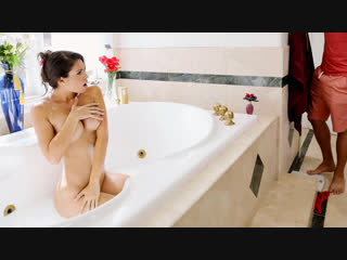 Katana kombat - make yourself free-useful [brazzers. hd1080, latina, milf, big tits, voyeur, femdom, deepthroat, bathroom]