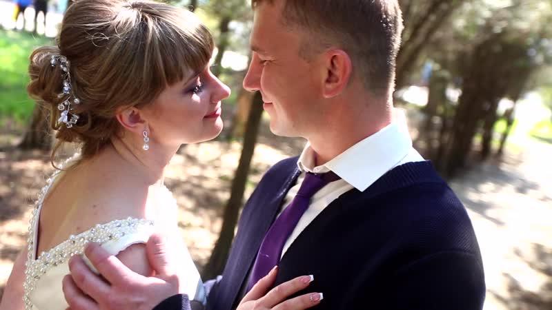 Свадебный клип Сергея и Оксаны