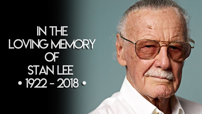 Stan Lee - The Excelsior (1922-2018)