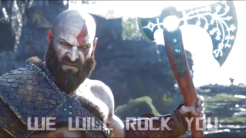 GMV We Will Rock You