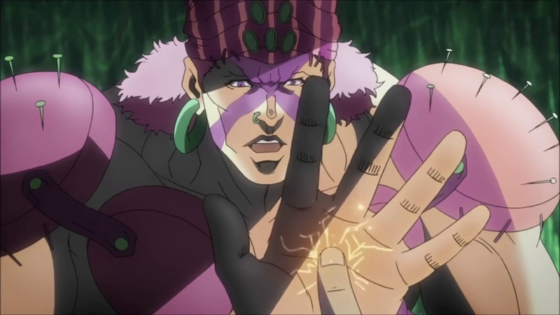 JoJos Bizarre Adventure Part 2 Hamon 『Compilation』