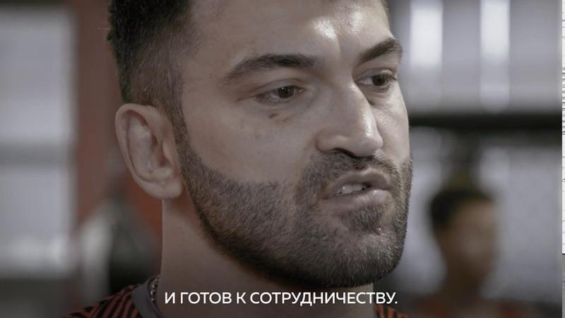 Мастер-класс Андрея Орловского в Академии единоборств РМК