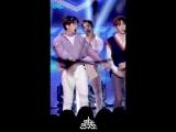 180929 GOT7 - «Lullaby» (Джексон) @ MBC Music Core
