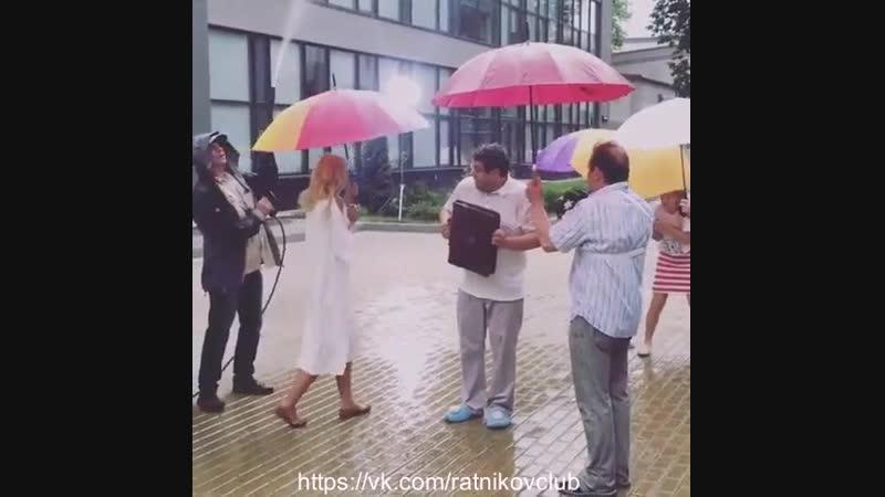 Съёмки т с ОТЧАЯННЫЙ ДОМОХОЗЯИН лето 2017г