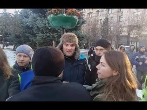 Мусора АРЕСТОВАЛИ помощника Савченко за Белую Балаклаву