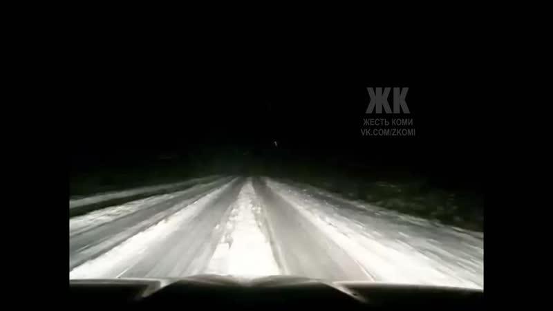 Дорога Ухта - Чиньяворык