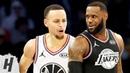 Team LeBron vs Team Giannis - Full Highlights - February 17, 2019   2019 NBA All-Star Game