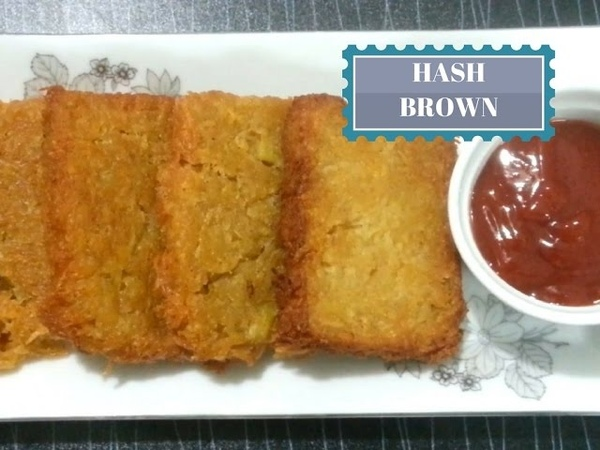 Easy Hash Brown Potatoes Recipe Crispy Pan Fried Potatoes Kids Appetizers Nian's Cooking Diary