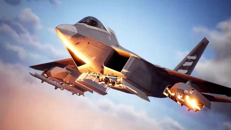 ACE COMBAT 7: SKIES UNKNOWN - Launch Trailer (JPN Ver.) | PS4, PSVR, X1, PC