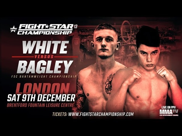 FIGHTSTAR CHAMPIONSHIP 13 | Macca White vs. Nik Bagley