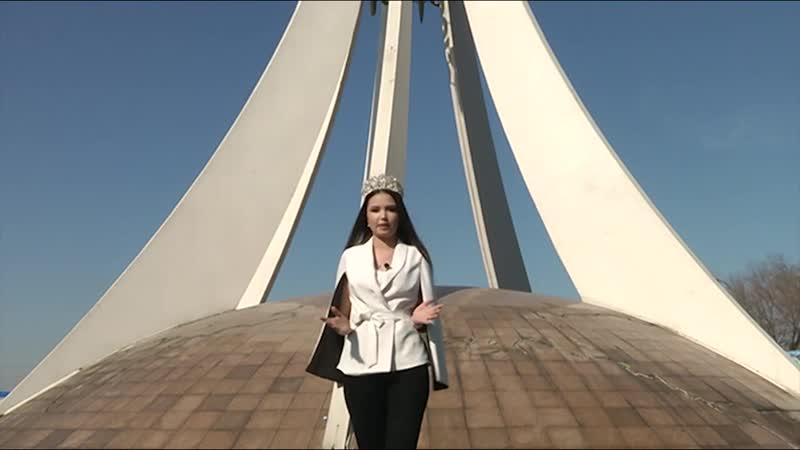 TALDYKORGAN Zhazira ADILBEKQYZY - Қазақстан Аруы 2019_Мисс Казахстан 2019