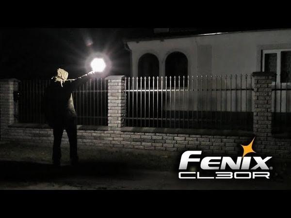Fenix CL30R POWER BANK Самый мощный кемпинговый фонарь в мире/Camping Lantern