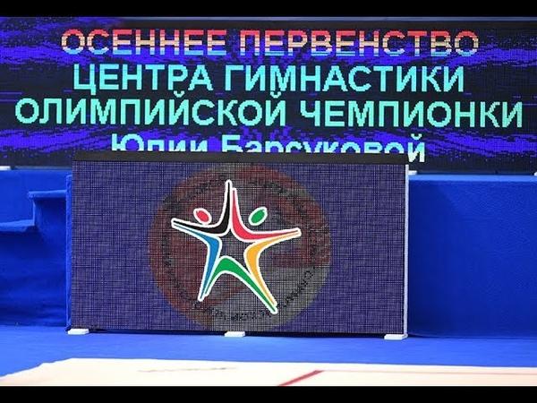 Осеннее первенство ЦГ Олимпийской чемпионки Юлии Барсуковой КАЗАНЬ