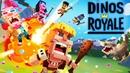 Dinos Royale БИТВА НА ДИНОЗАВРАХ Новая мультяшная игра на Андройд