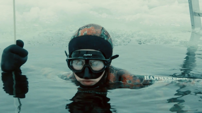 My first ice freediving | Oksana Bergman|