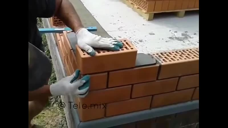 Идеальная кирпичная кладка - Строим дом своими руками