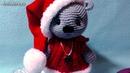 Амигуруми: схема Медвежонка. Игрушки вязаные крючком - Free crochet patterns.