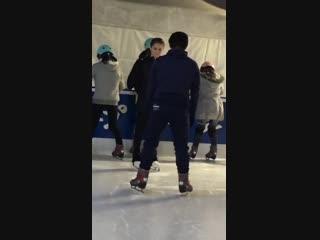 東京スカイツリー - フィギュアスケート教室 - ユーリャ