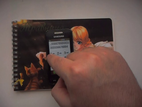 Bitch Lasagna but its played on an old Samsung phone (Cover)