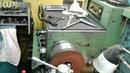 Изготовление переходной плиты. Видео для Блога Погрузчик Годзилла Токарь-4
