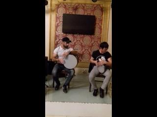 Кавказские барабаны