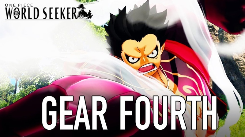 One Piece World Seeker – PS4/XB1/PC – Gear Fourth