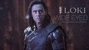 Loki Wide Eyed