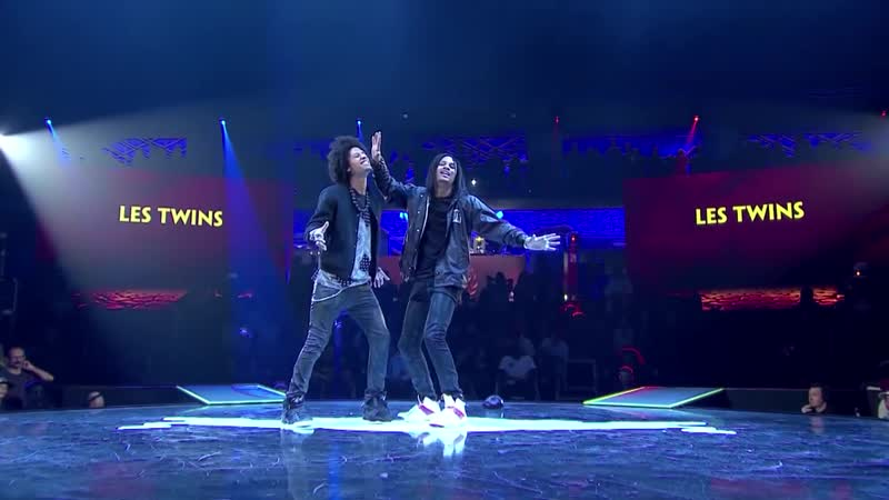Les Twins Performance - Red Bull BC One World Final 2015