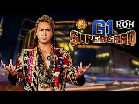 ROH NJPW G1 Supercard Highlights 6 April 2019 Highlights Part 1 ROHG1 Supercard Part 1 Highlights