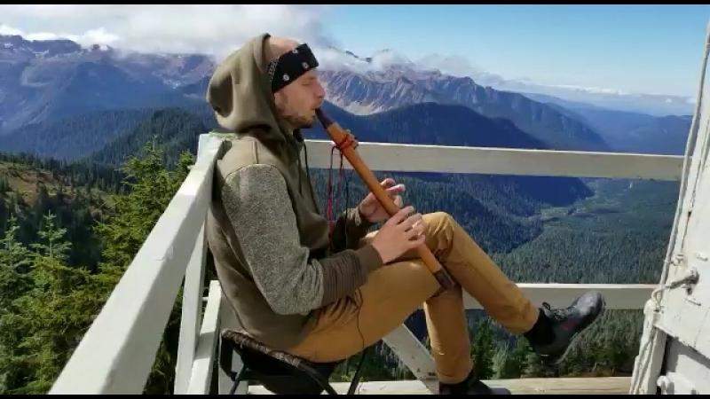 Игра на флейте Пимак Zame