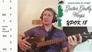 Гитара для начинающих урок 18 Как играть Alex Clare to close Баррэ подвижный бас