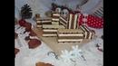 Хорватский торт без выпечки с вафлями сливовым повидлом печеньем шоколадно масляной начинкой с грецкими орехами Šarena voćna oblanda Kuhinja Sunčane Staze
