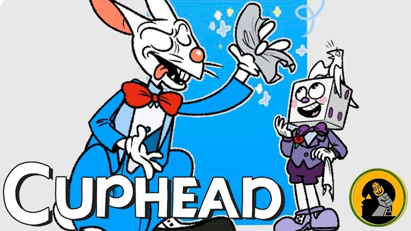 Cuphead ASK Comics MIX Dub Rus by IBTEAM Feat LSTeam Studio