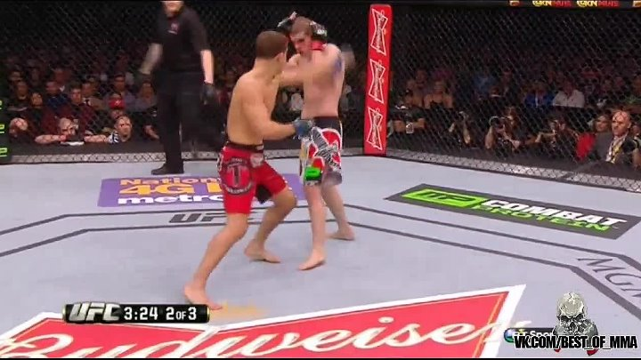 Joe Lauzon vs. Al Iaquinta