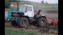 ХТЗ Т-150 К! Преимущества и недостатки трактора