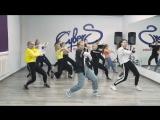 Jazz-funk (kids) by Анастасия Морозова   CYBERS OPEN DOOR