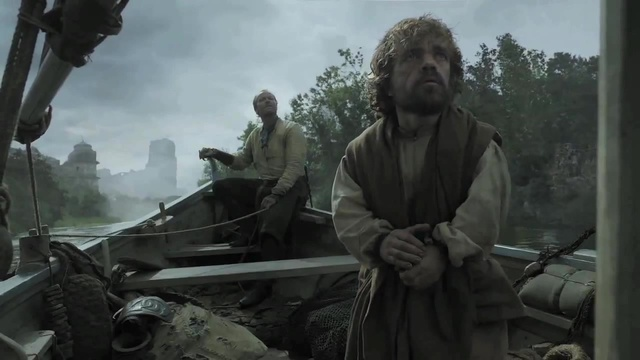 Tyrion meets Midnight Dad tyrionwtf