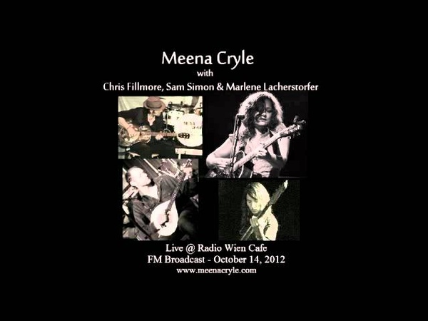 Meena Cryle - *Unplugged* - Live @ ORF Radio Wien Cafe