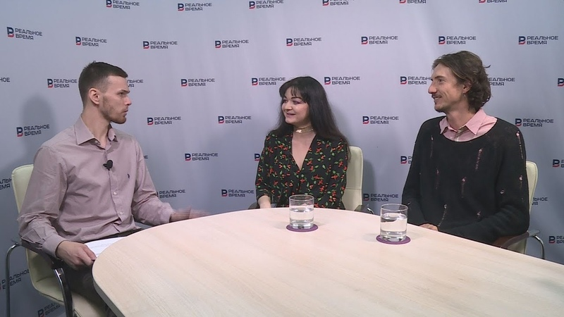 Интервью с актерами иммерсивного театра Анна Каренина И Нуризяновым и Л Ахметзяновой