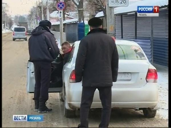 Минтранс проверил рязанских таксистов