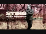 Sting - I Cant Stop Thinking About You (Audio)