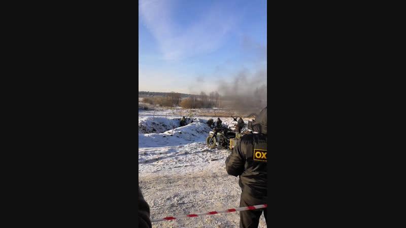 Закрытие Московской областной Вахты памяти