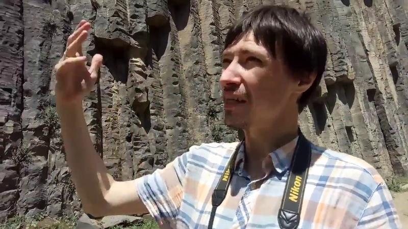 Армения. Симфония камней (Базальтовый каньон)
