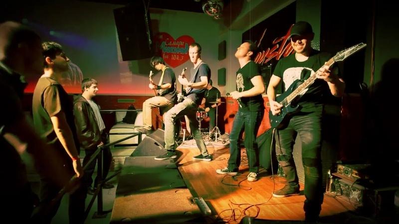 Singulus - The Final fight in the Babylon (live) 14.10.18 Samara HOUSTON BAR