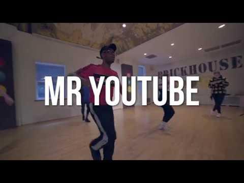 Mr Youtube | Lite feet Class [ Cypher w/ Emilie Brooklyn, K Shakes, Doll Size]