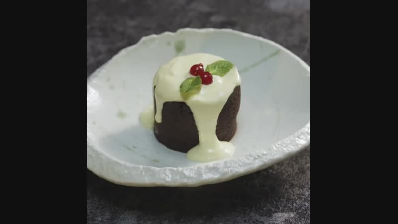 Our signature fondant has had a festive makeover ! Share your creations using RamsayRecipes, and don't mess it up! Gx thefword