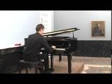 Carl Filtsch Impromptu b minor