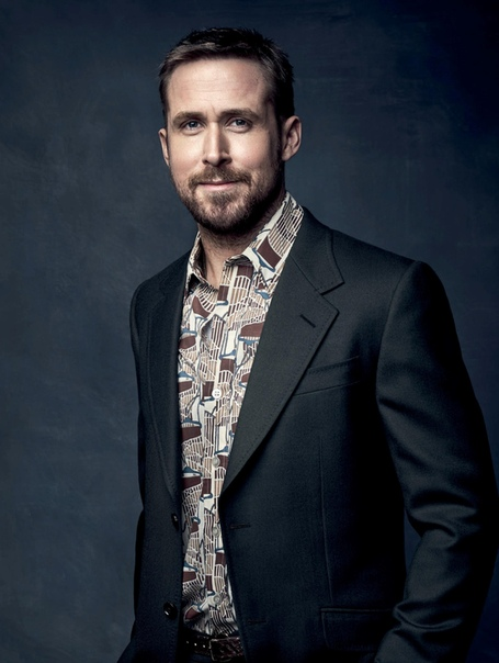 Ryan Gosling GQ Italia, November 2018