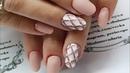 ENG CC Простой и быстрый дизайн ногтей для начинающих мастеров